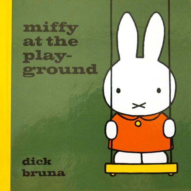 Miffy at the Play-ground(うさこちゃんとゆうえんち)