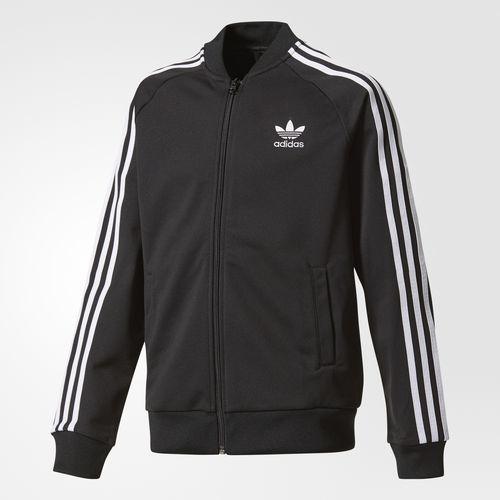 adidas originals Men's Track Superstar Track Jacket