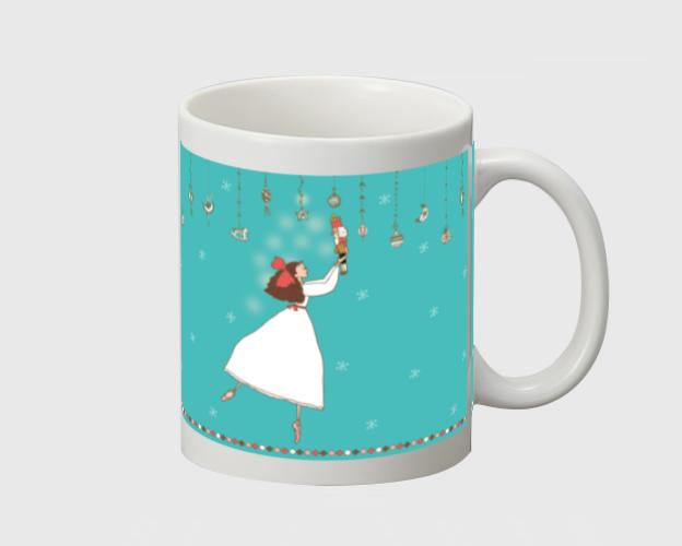 クララ マグカップ - 画像1