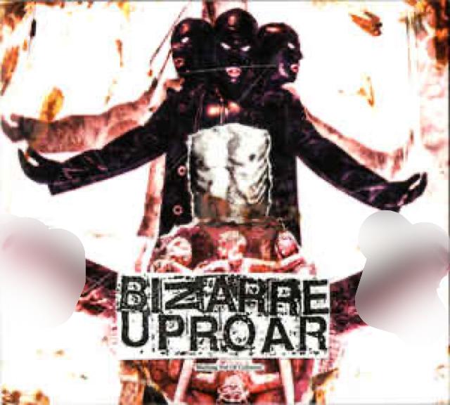 BIZARRE UPROAR - Melting Pot of Cultures(CD)