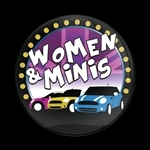 ゴーバッジ(ドーム)(CD0883 - CLUB Women & MINIs) - 画像1