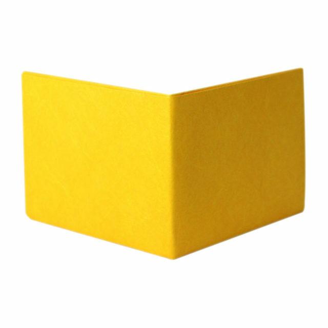 LIXTICK PAPER WALLET – BANANA YELLOW / LIXTICK