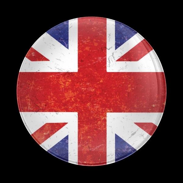 ゴーバッジ(ドーム)(CD1076 - FLAG UK VINTAGE) - 画像1