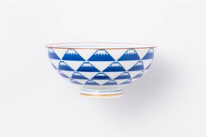 富士山 茶碗 / The Porcelains