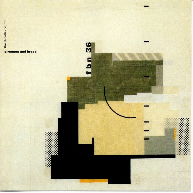 【CD・欧州盤】Durutti Column / CIRCUS AND BREAD