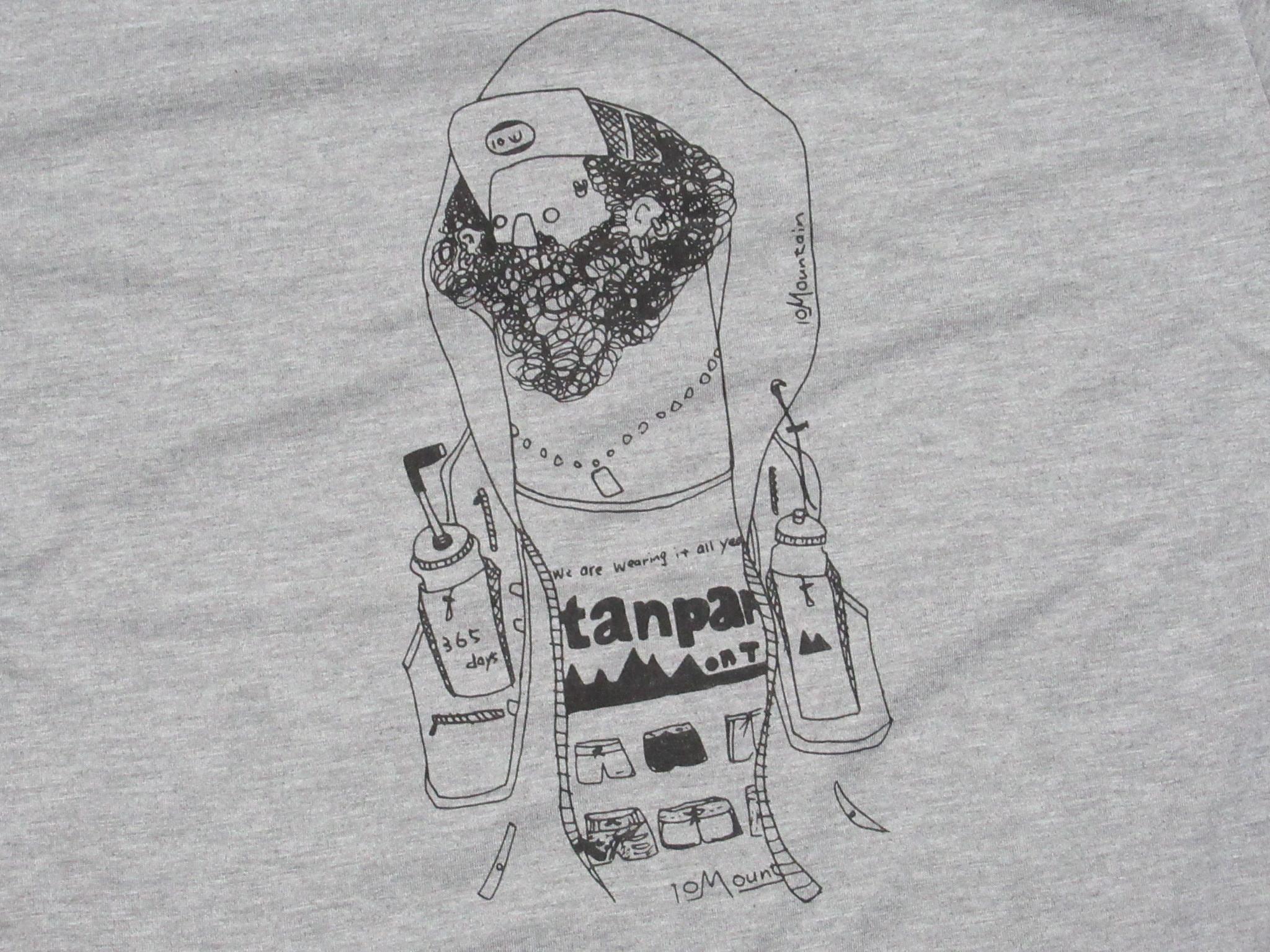 誰かの肖像画 Tシャツ