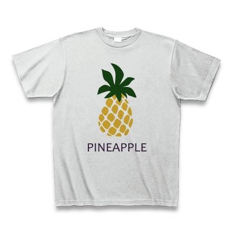 レディースTシャツ☆PINEAPPLE☆アッシュ