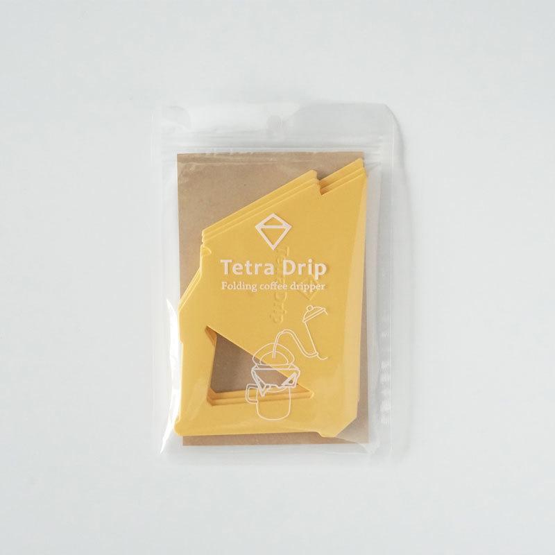 MUNIEQ Tetra Drip 02P Y ミュニーク テトラドリップ02ポリプロピレン イエロー