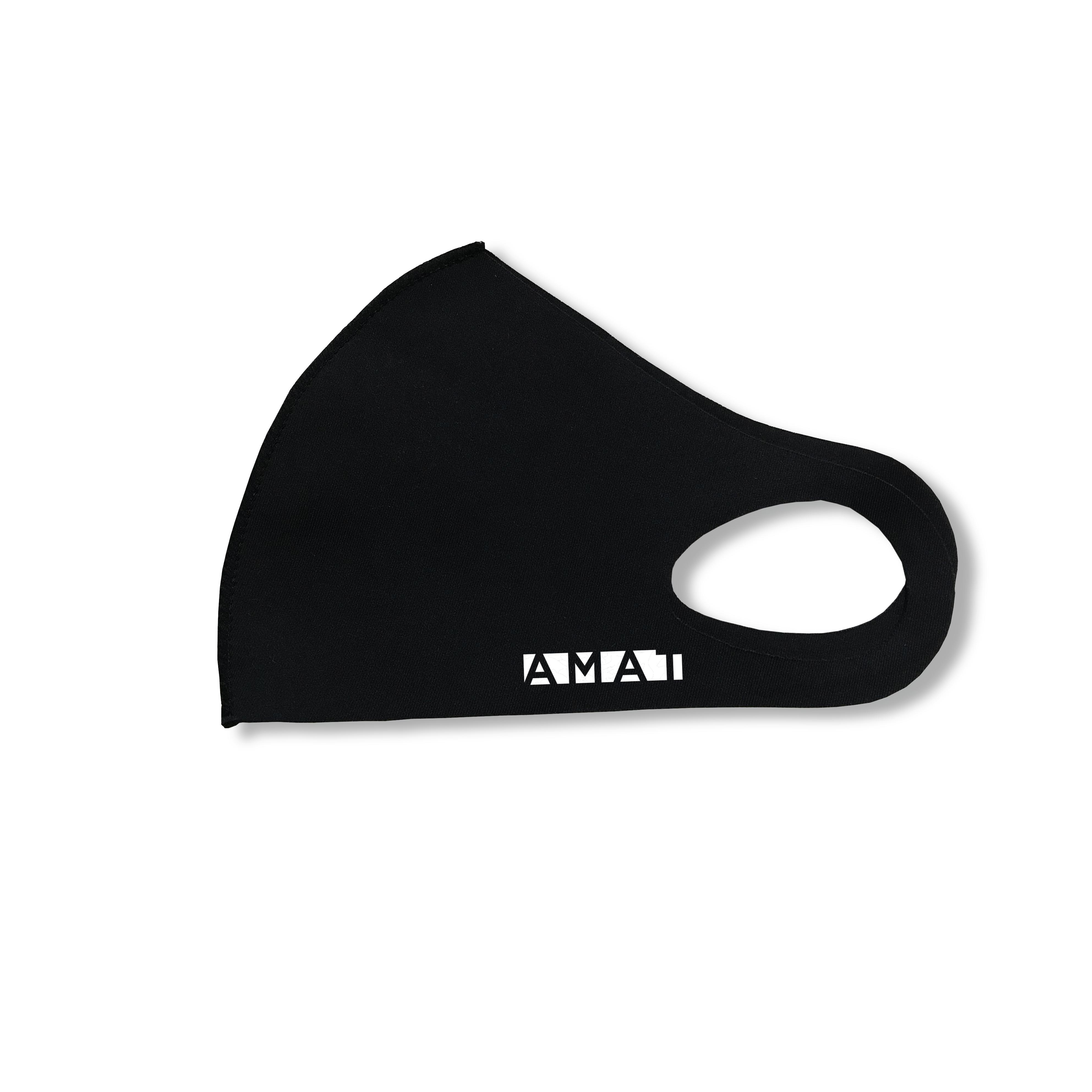 AMAT Luxury Mask (Black)