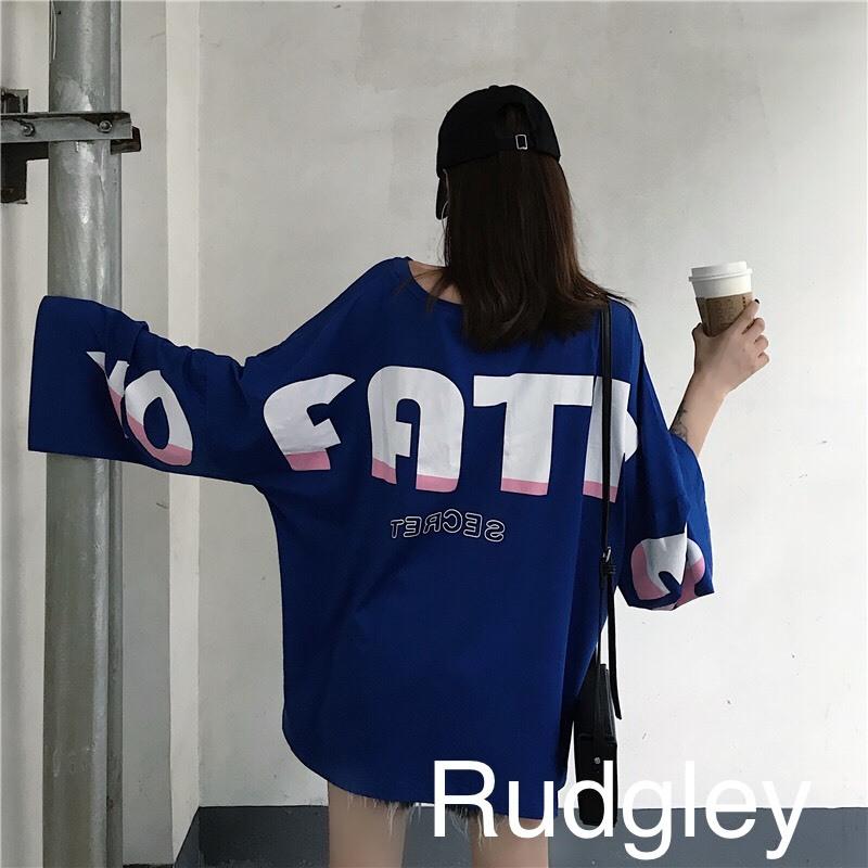 セクシー ビッグスリーブ Tシャツ  韓国ファッション