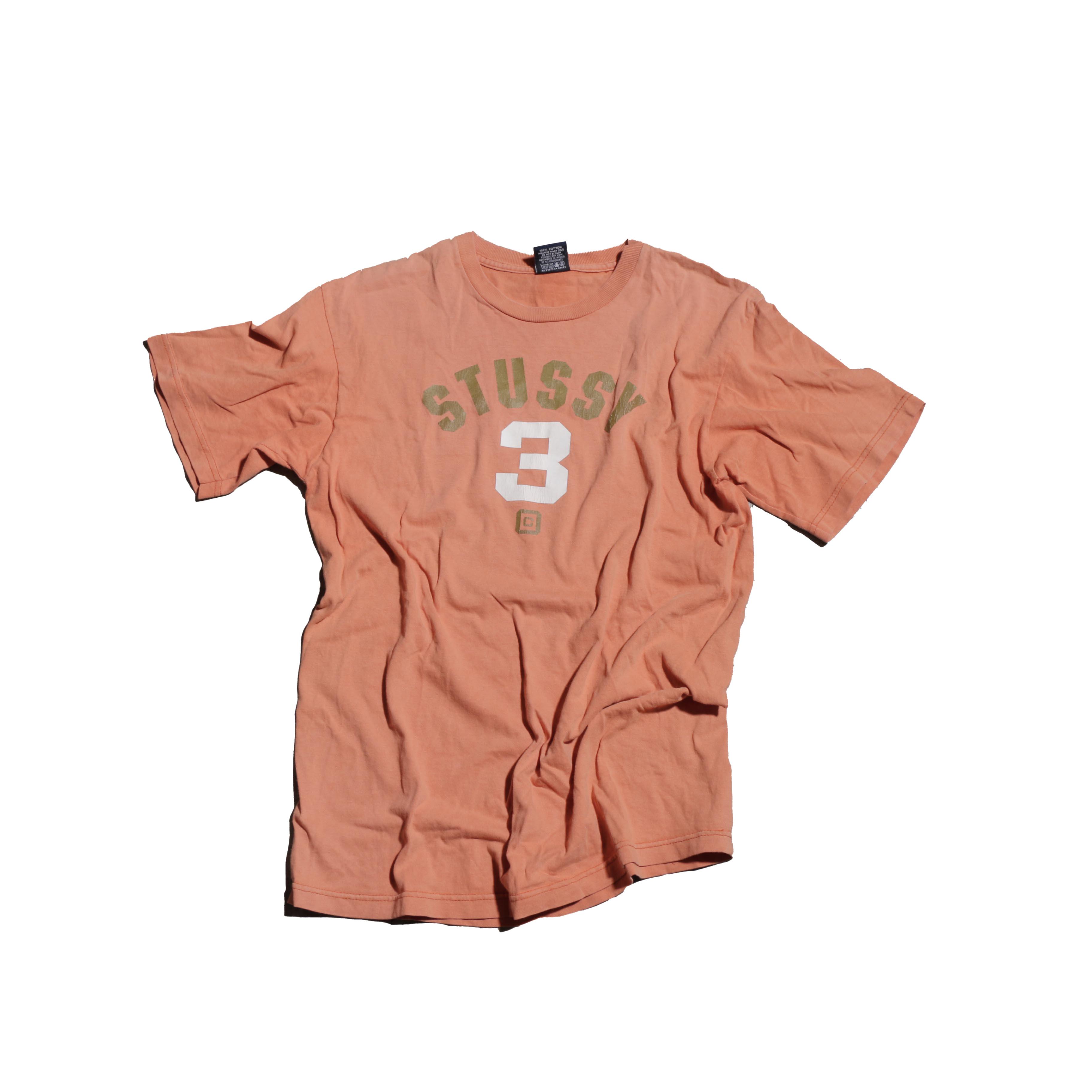 Stussy NumberingT-Shirts