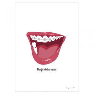 Orthodontic B3ポスター