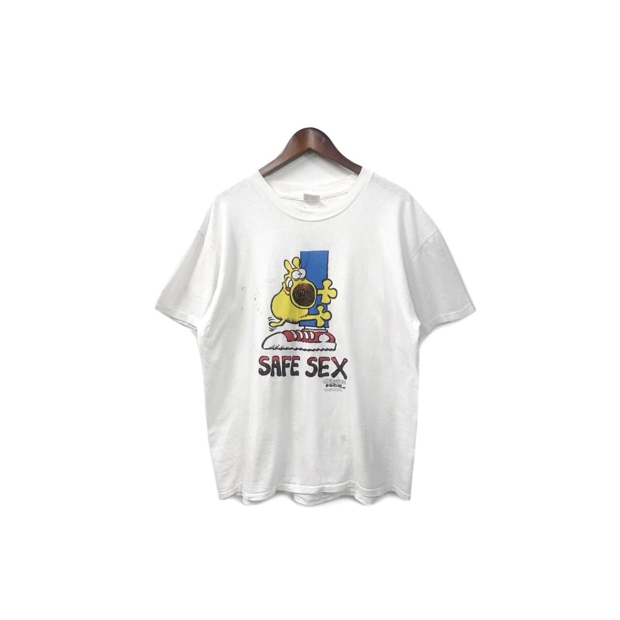USED - Print Tee ¥7000+tax → ¥5600+tax