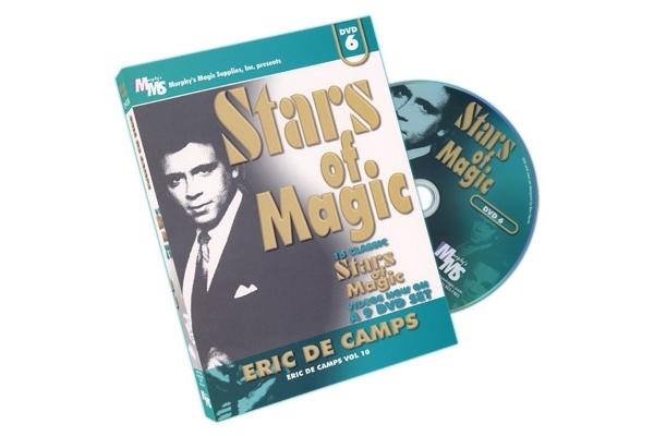 Stars Of Magic #6 (Eric DeCamps)