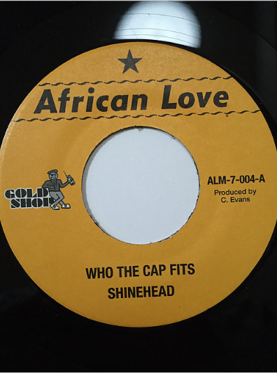 Shinehead(シャインヘッド) - Who The Cap Fits【7'】