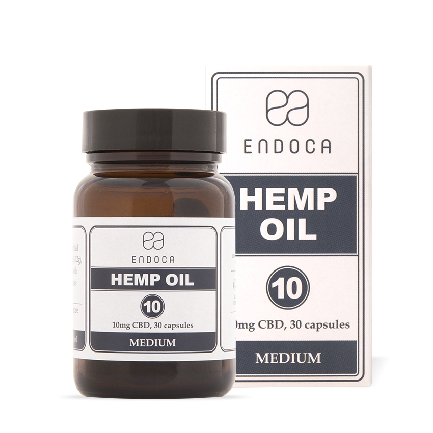 ∞Capsules Hemp Oil 300mg CBD∞