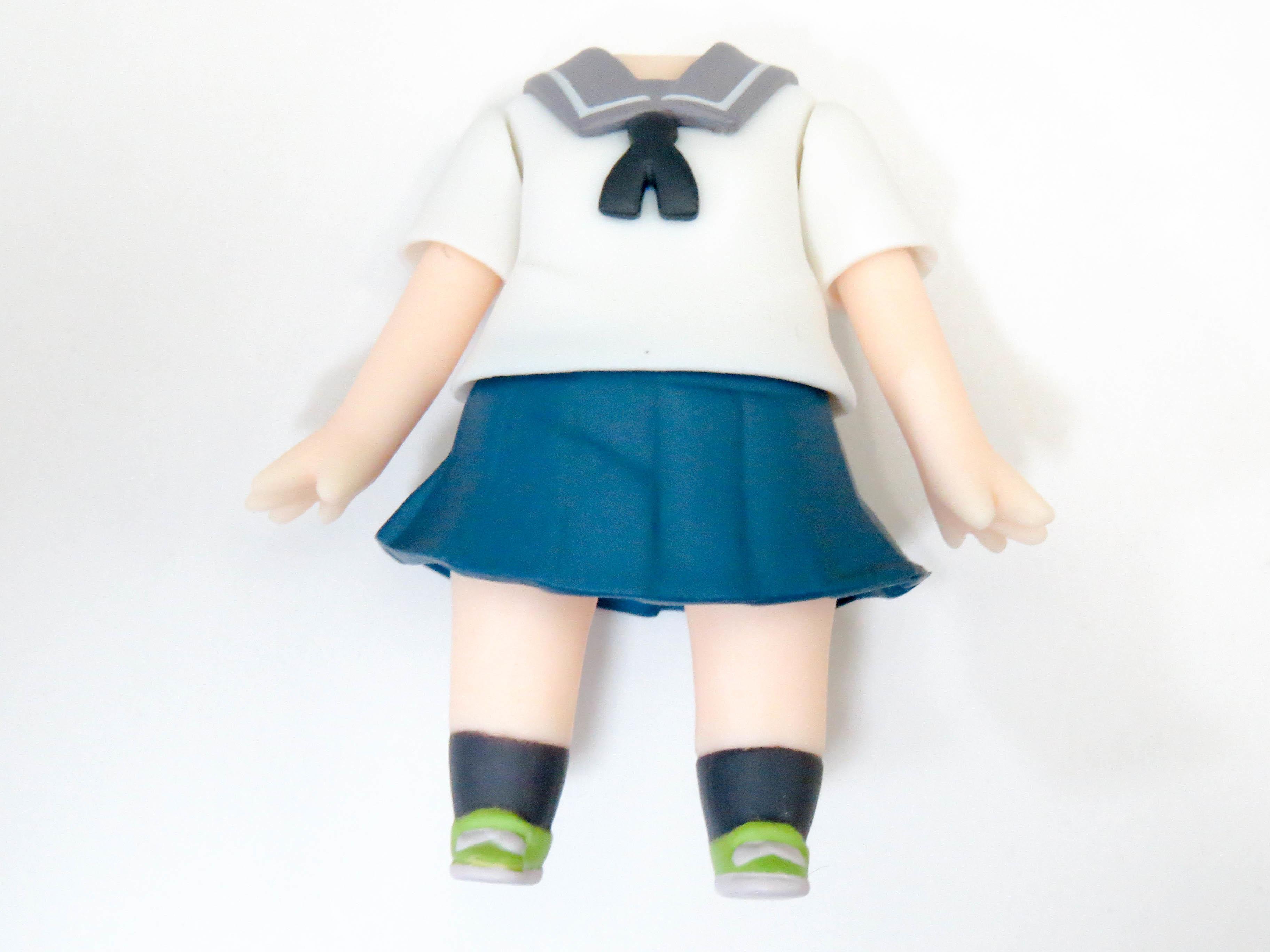 【SALE】【969】 三谷裳ちお 体パーツ 制服 ねんどろいど