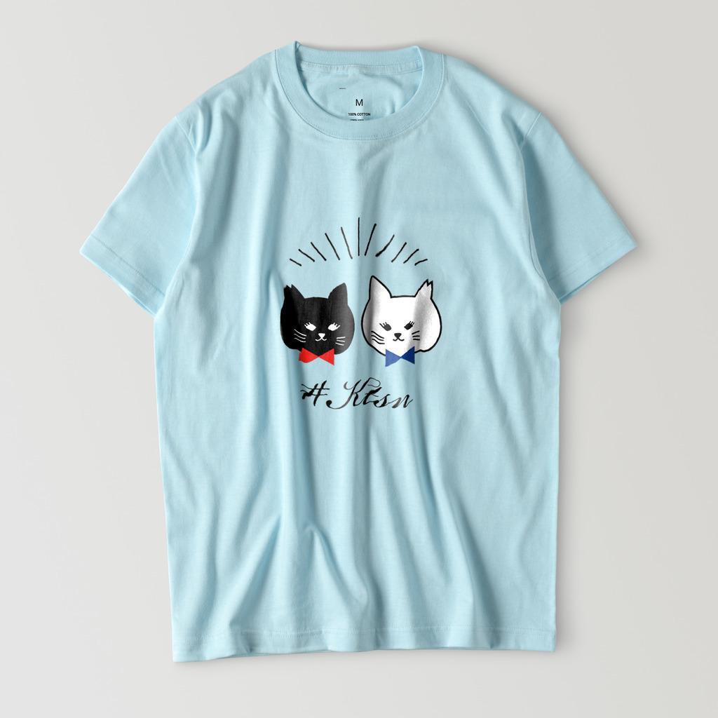#KTSN×kaco パステルカラーTシャツ