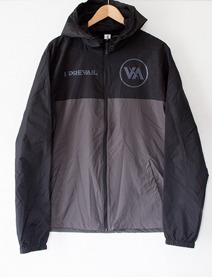 【I PREVAIL】IP Crew Windbreaker