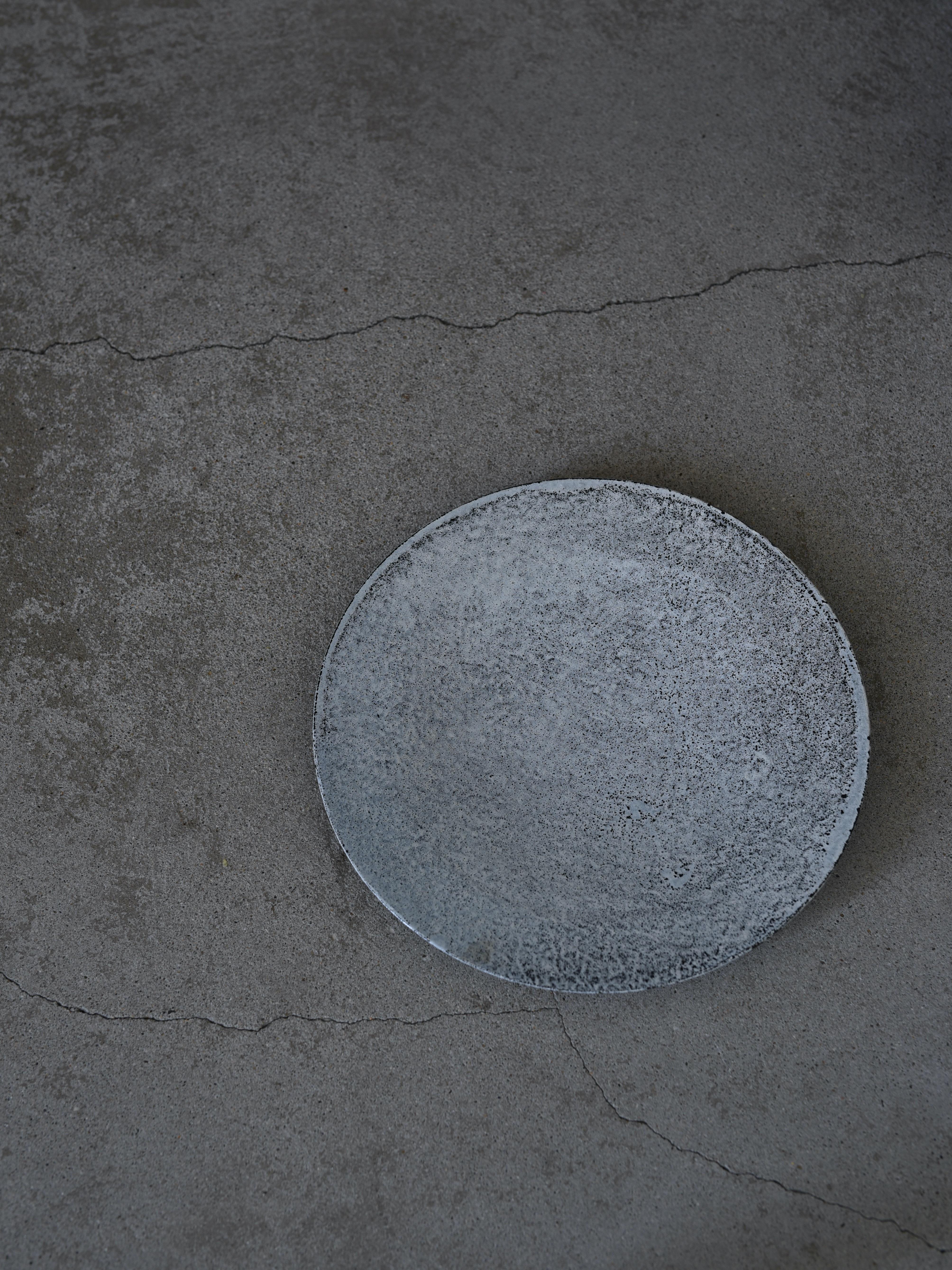 大山求 琺瑯皿L