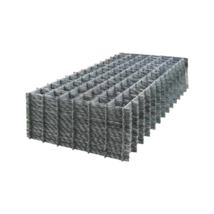 ワイヤーメッシュ 溶接金網(Φ6.0 100×100 2m×4m 100枚入)
