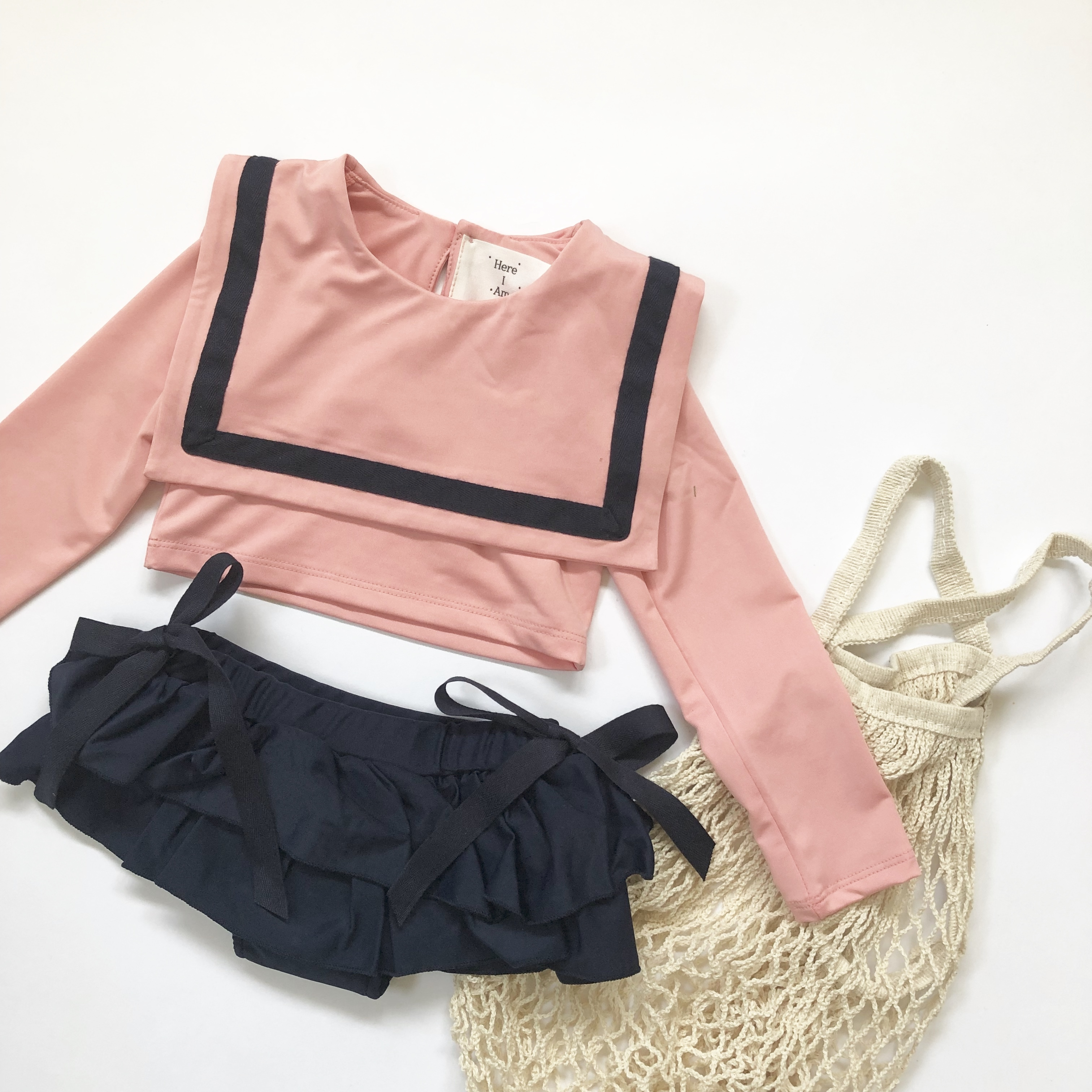 〈220〉Sailor swimwear