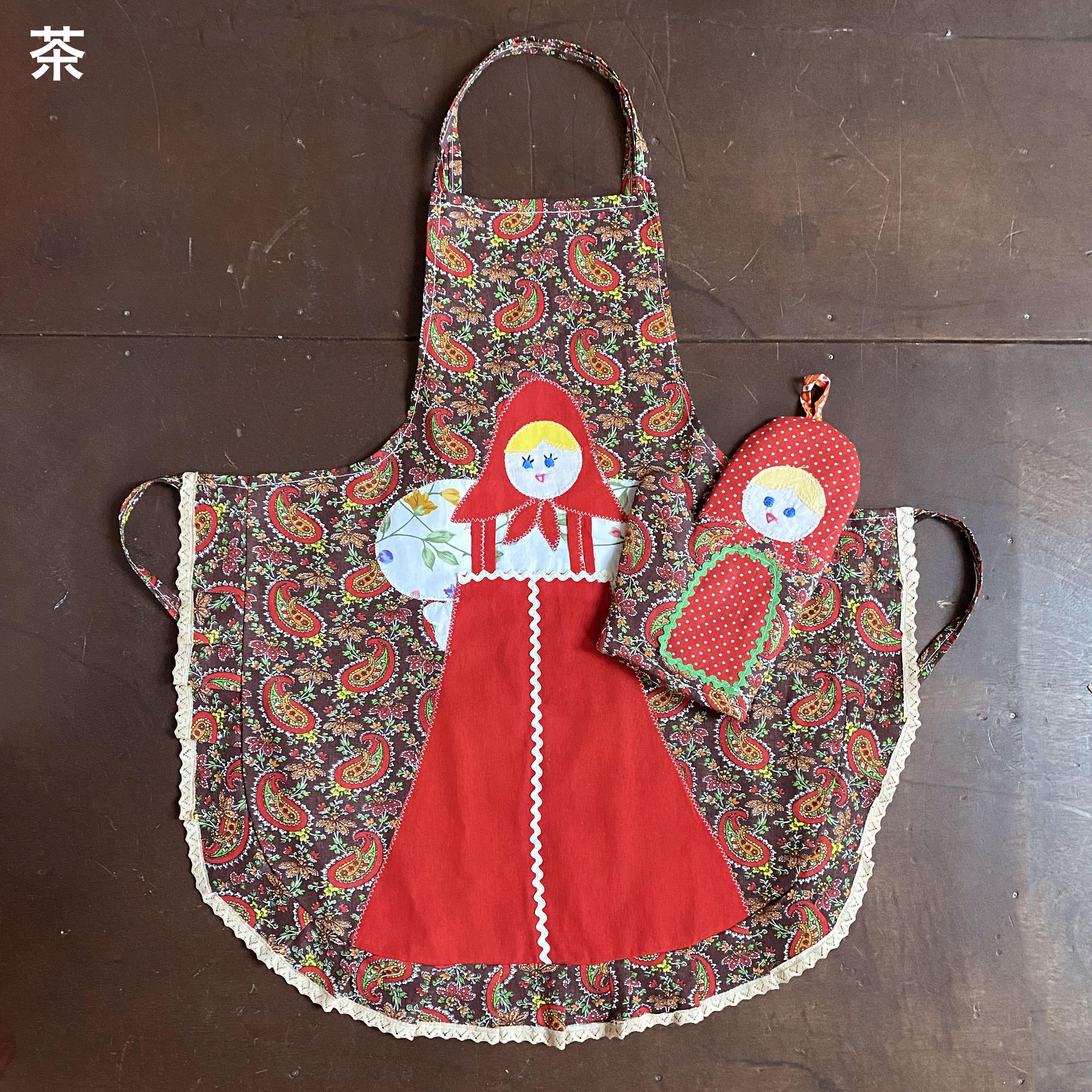 マリヤおばあちゃんのキッチンセット(4種類)