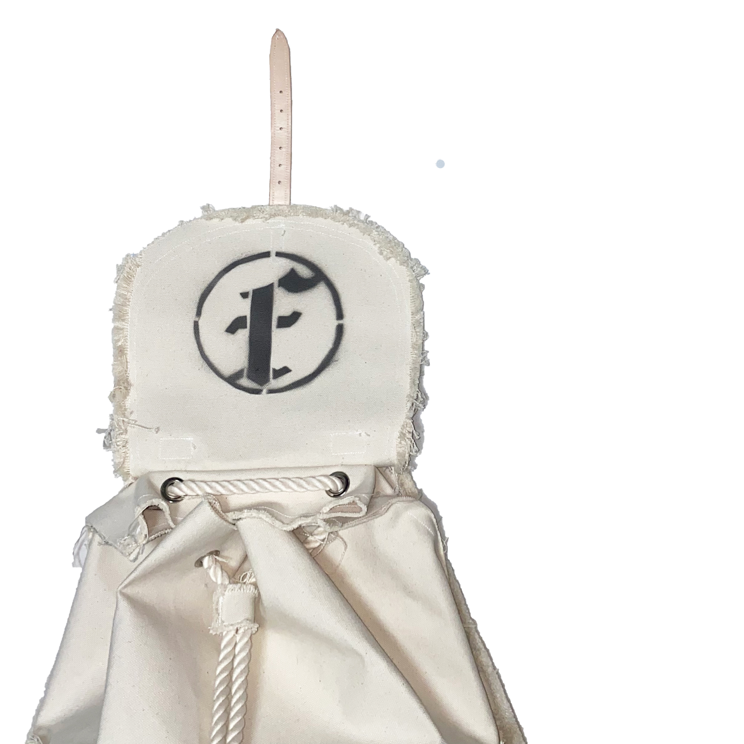 """Large Backpack """"Prototype004"""" / White - 画像3"""