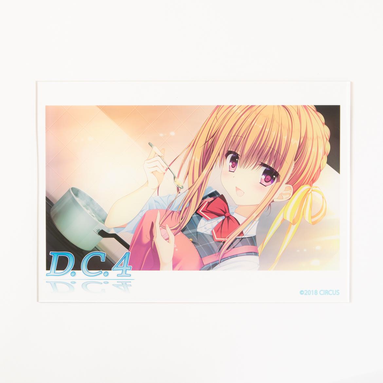 D.C.4 ~ダ・カーポ4~アクリルパネル【A5】-逢見諳子-
