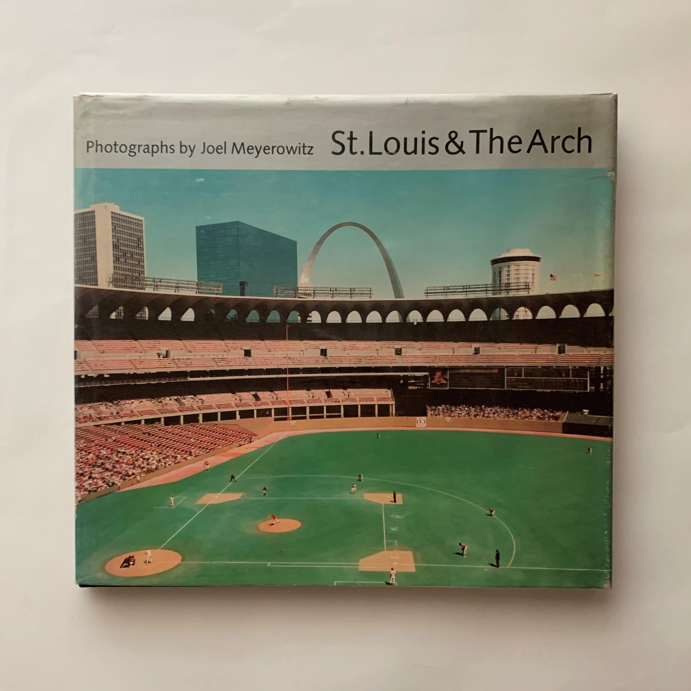 ST. LOUIS & THE ARCH  /  Joel Meyerowitz ジョエル・マイロウィッツ