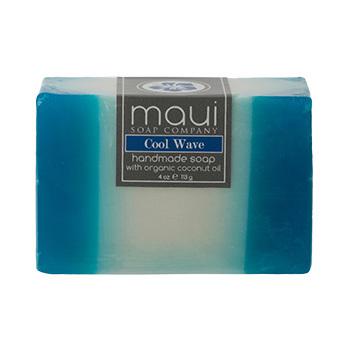 Maui Soap Company Handmadesoap Coolwave