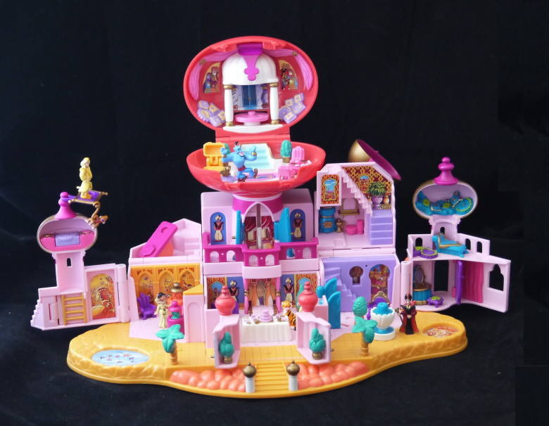 ディズニー  アラジン・ジャスミンの宮殿 ほぼ完品