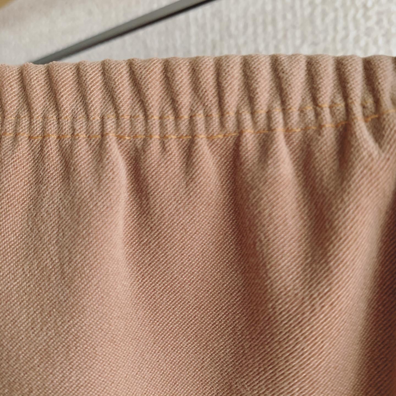 【SALE】vintage camel long skirt