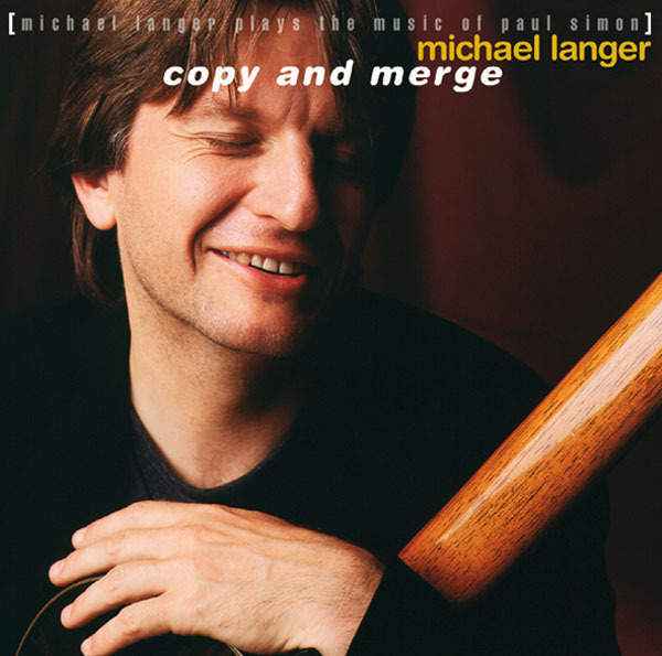 AMC1271 Copy and Merge / Michael Langer (CD)