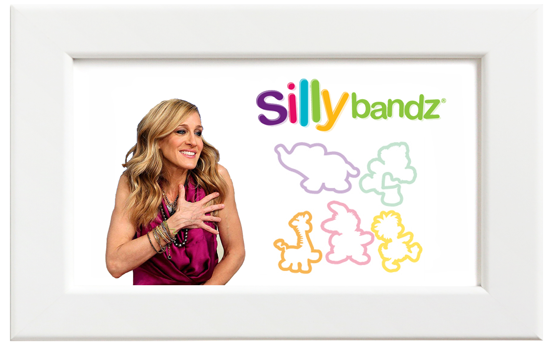 Silly bandz/シリーバンズ スージー・ズー
