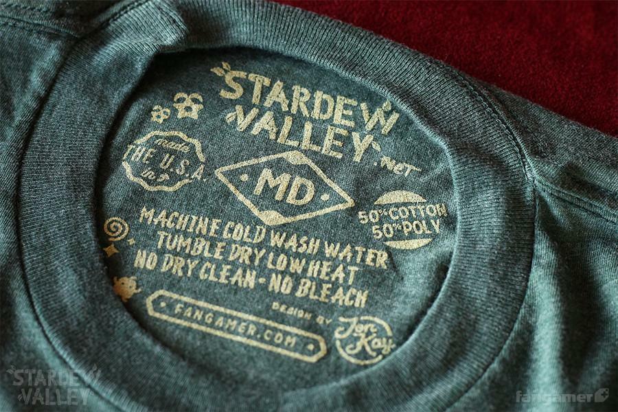 スターデューバレー シャツ / STARDEW VALLEY