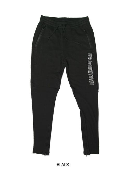 SY32 ZIP SWEAT PANTS(10003)