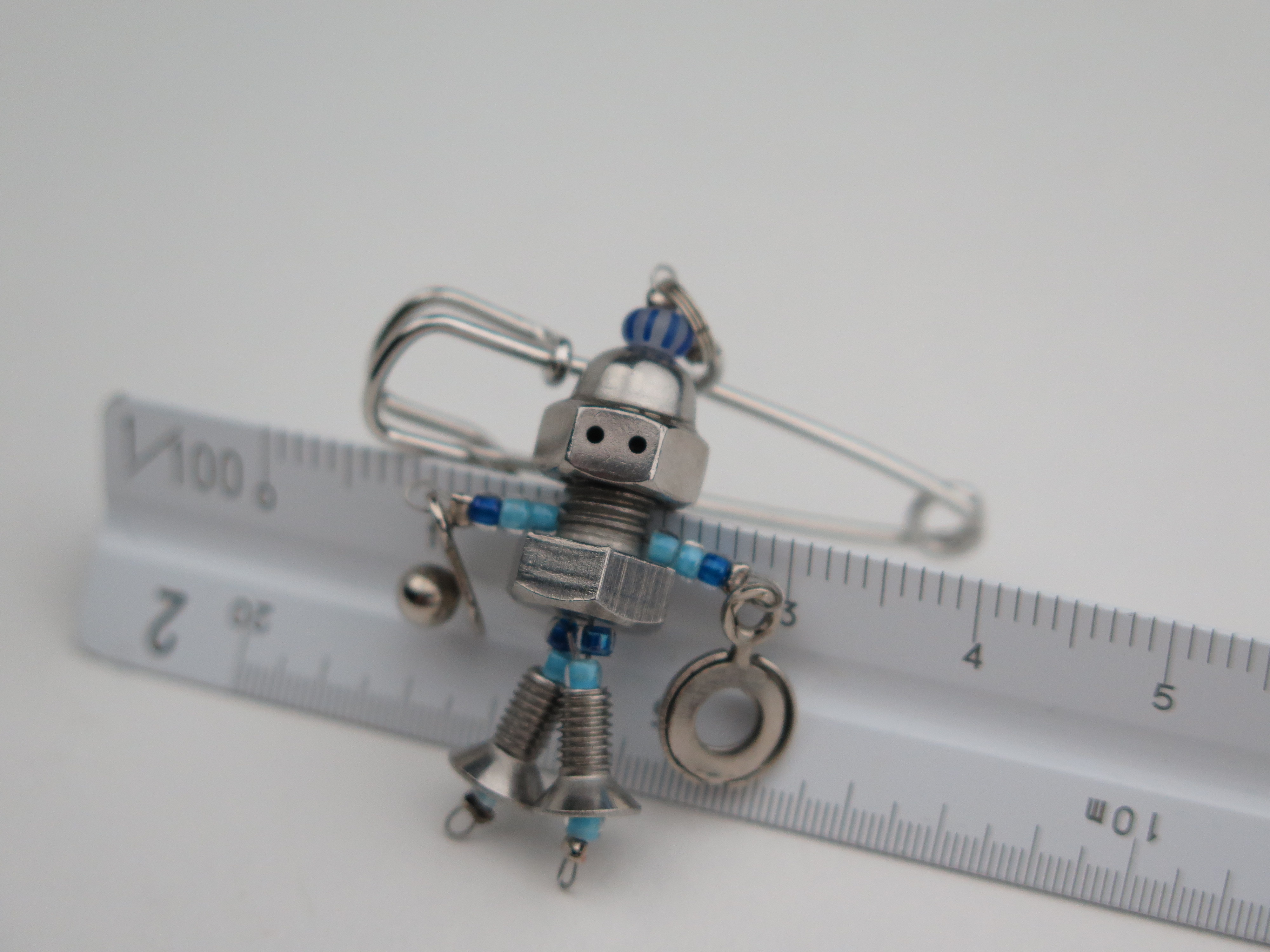 estro robot litght blue ライトブルー