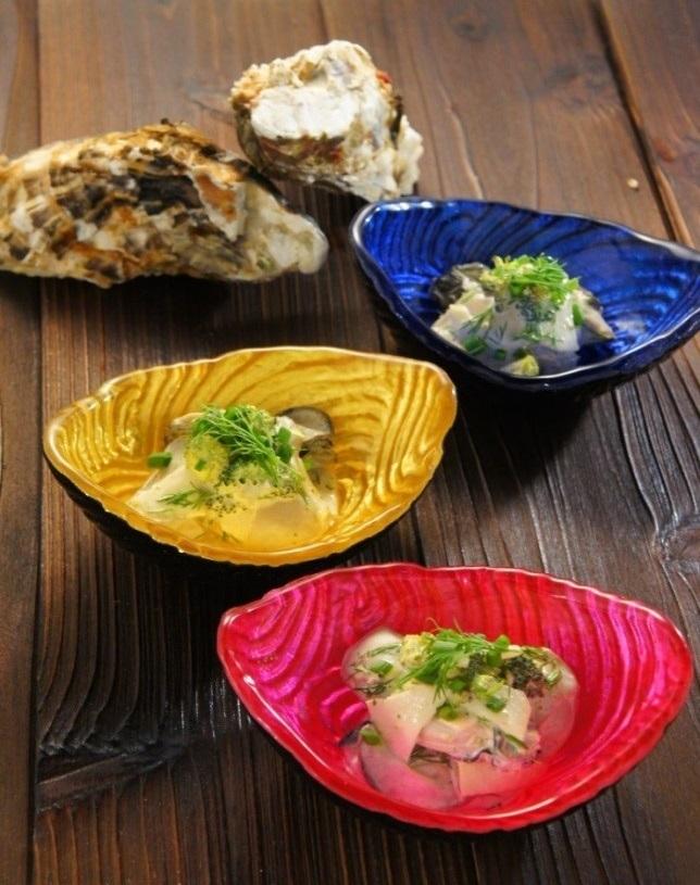 食と器―楽膳会席  Food and Utensil ― Rakuzen Kaiseki