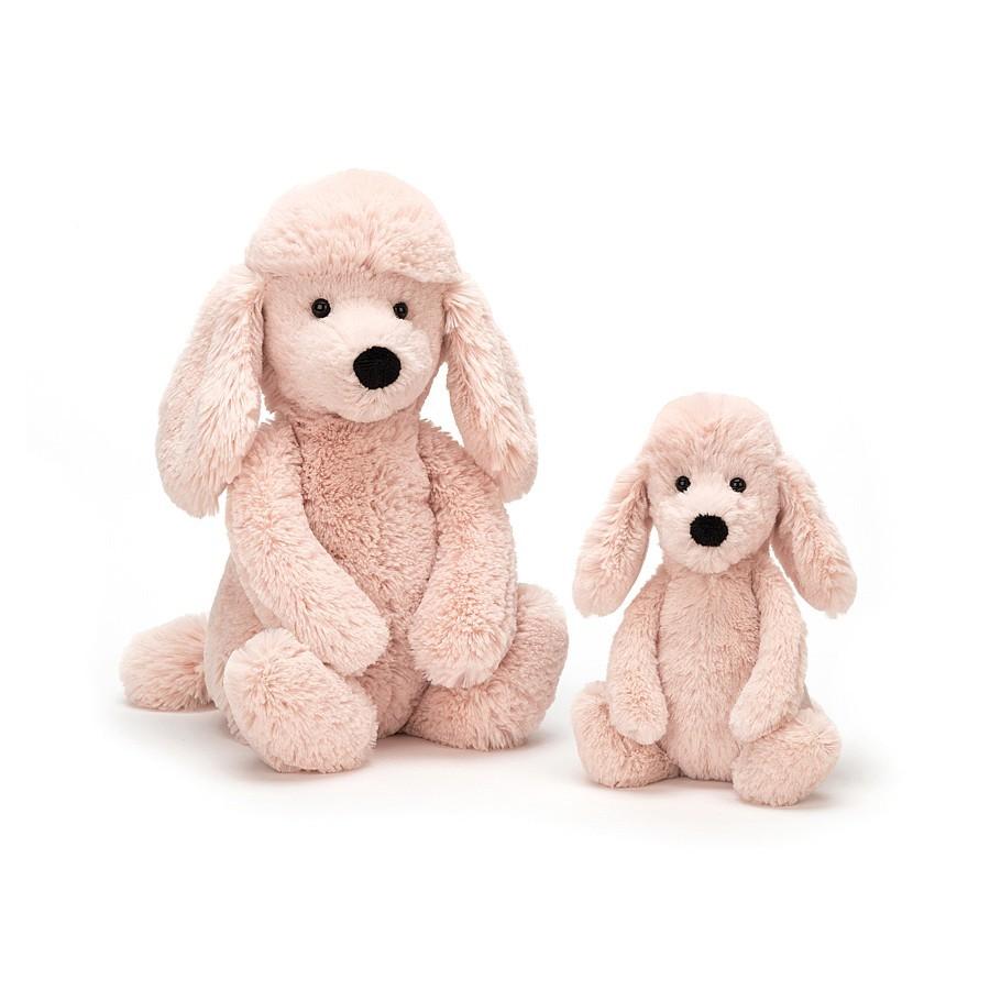 Bashful Poodle Small_BASS6PDL