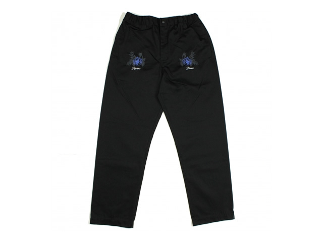 TOPROCDRESS|BlueRose Workpant (BLACK)