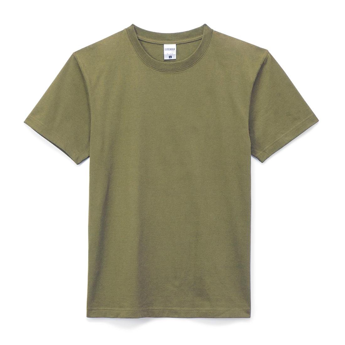 Tシャツ カーキ