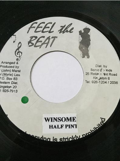 Half Pint(ハーフパイント) - Winsome【7'】