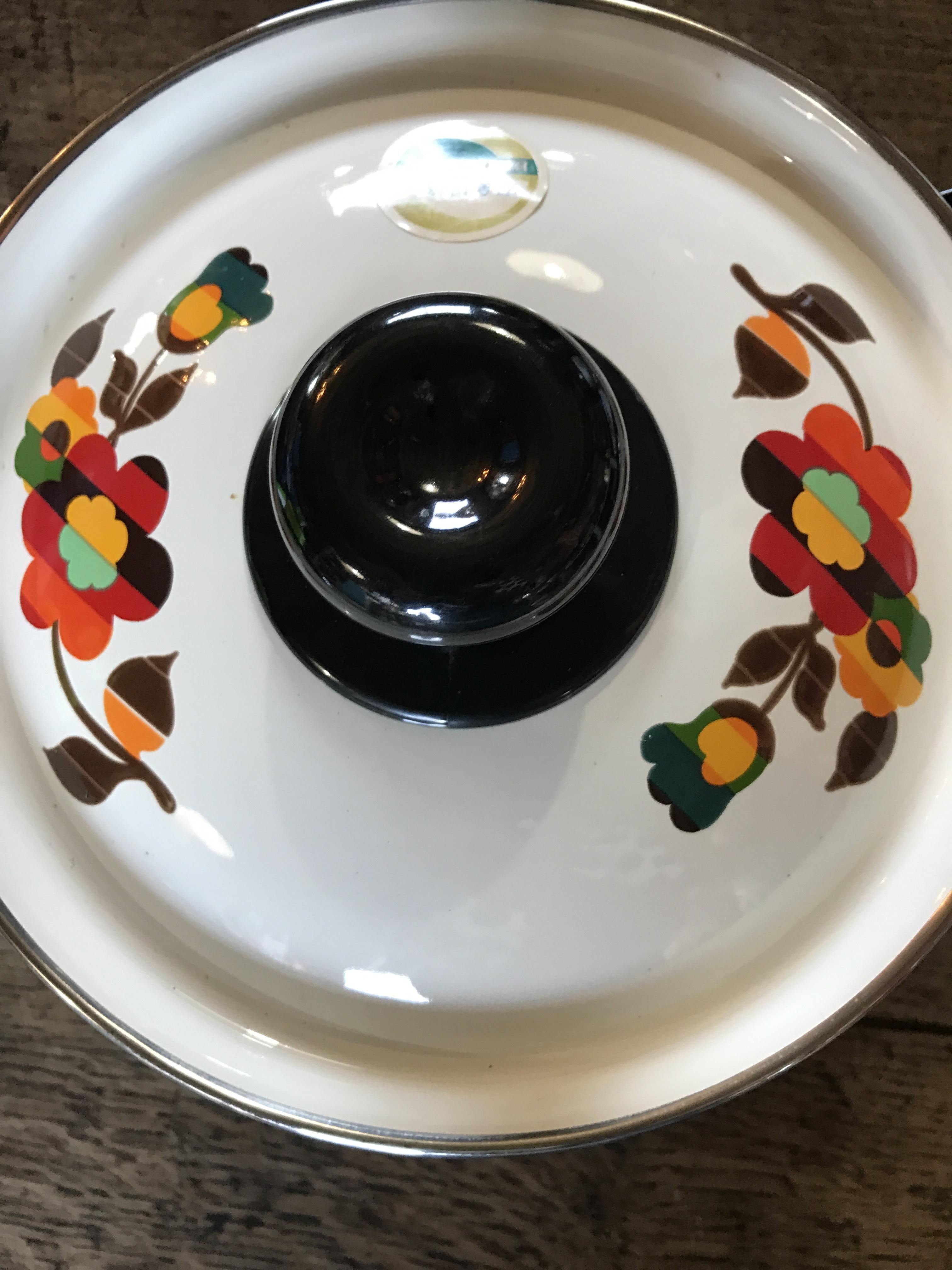 ■ レトロ両手鍋