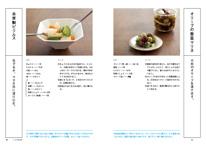 『レシピ 家で呑む』高谷亜由著 - 画像5