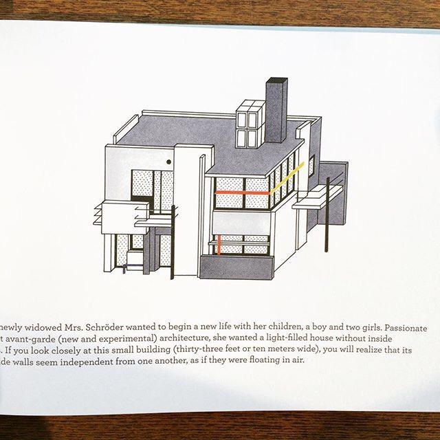 絵本「Who Built That? Modern Houses/Didier Cornille」 - 画像3