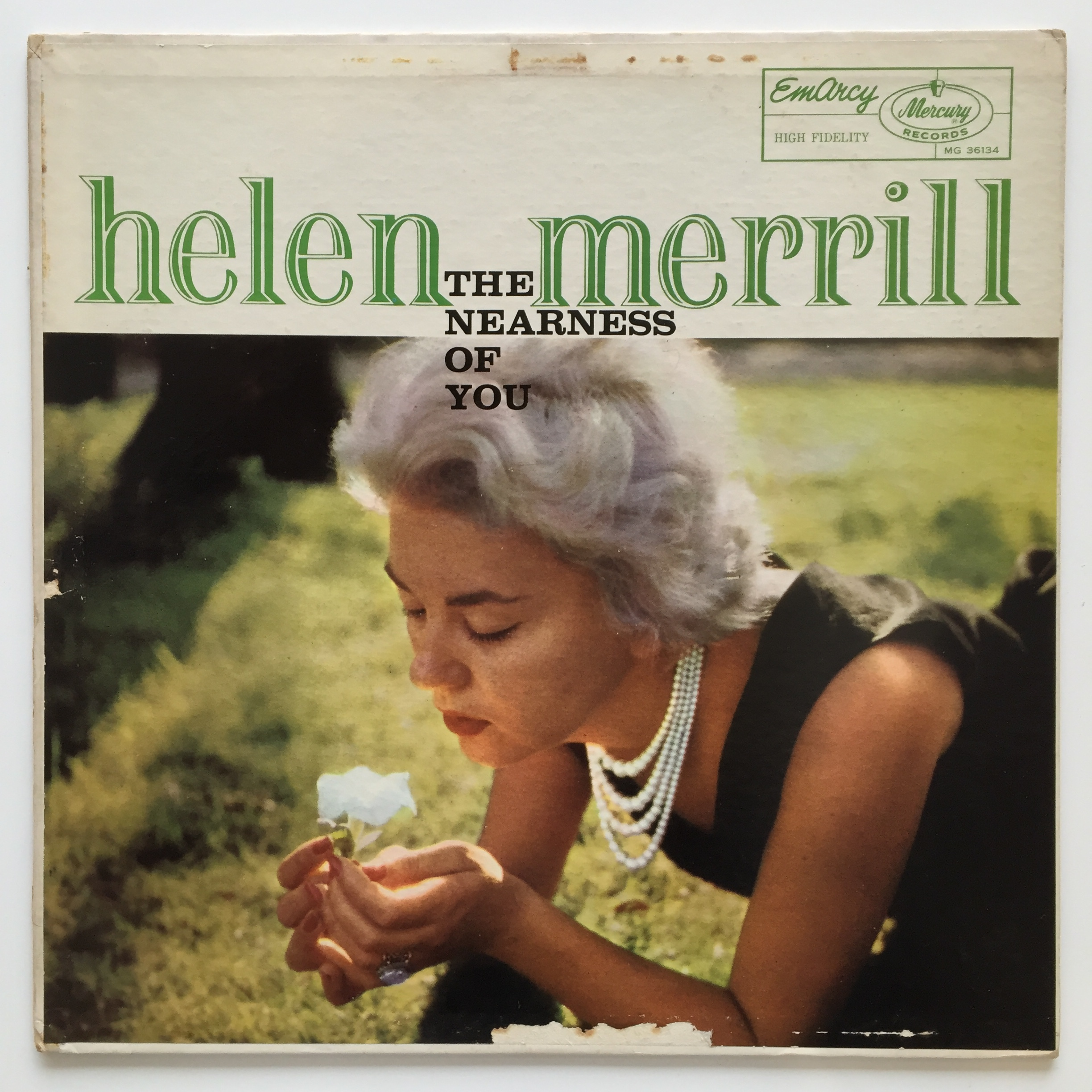 ●HELEN MERRILL / THE NEARNESS OF YOU