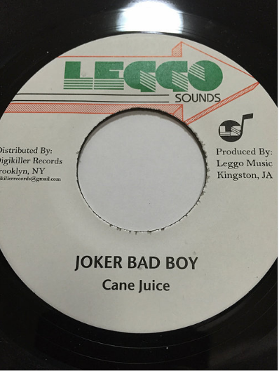 Cane Juice (ケーンジュース) - Joker Bad Boy【7'】