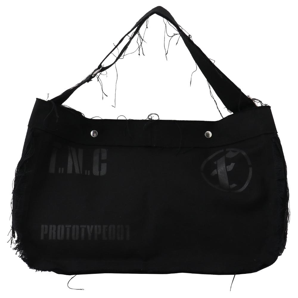 "Shoulder Bag ""Prototype001"" - Black - 画像1"