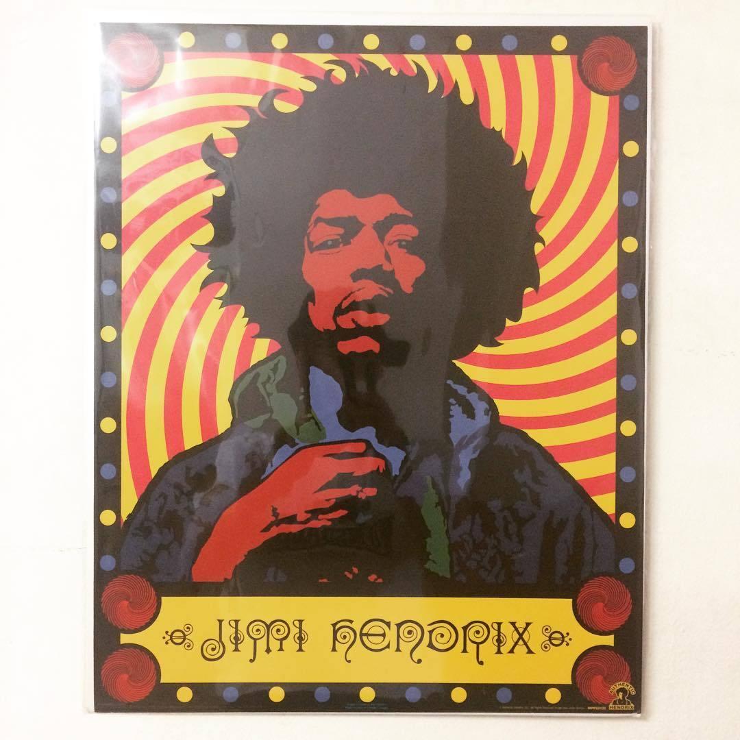ポスター「ジミ・ヘンドリックス Jimi Hendrix」 - 画像1